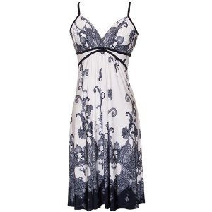 Cheap Summer Dress - Paisley Goddess Womens Summer Dress