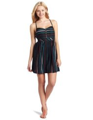 Roxy Juniors Liberty and Sun Woven Dress - Inexpensive Summer Dress