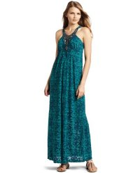 Long Dress for Summer  - Testament Women's Applique Maxi Dress