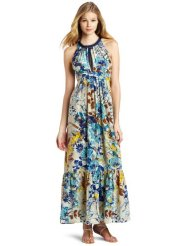 Long Dress for Summer  - Tracy Reese Women's Halter Maxi Dress